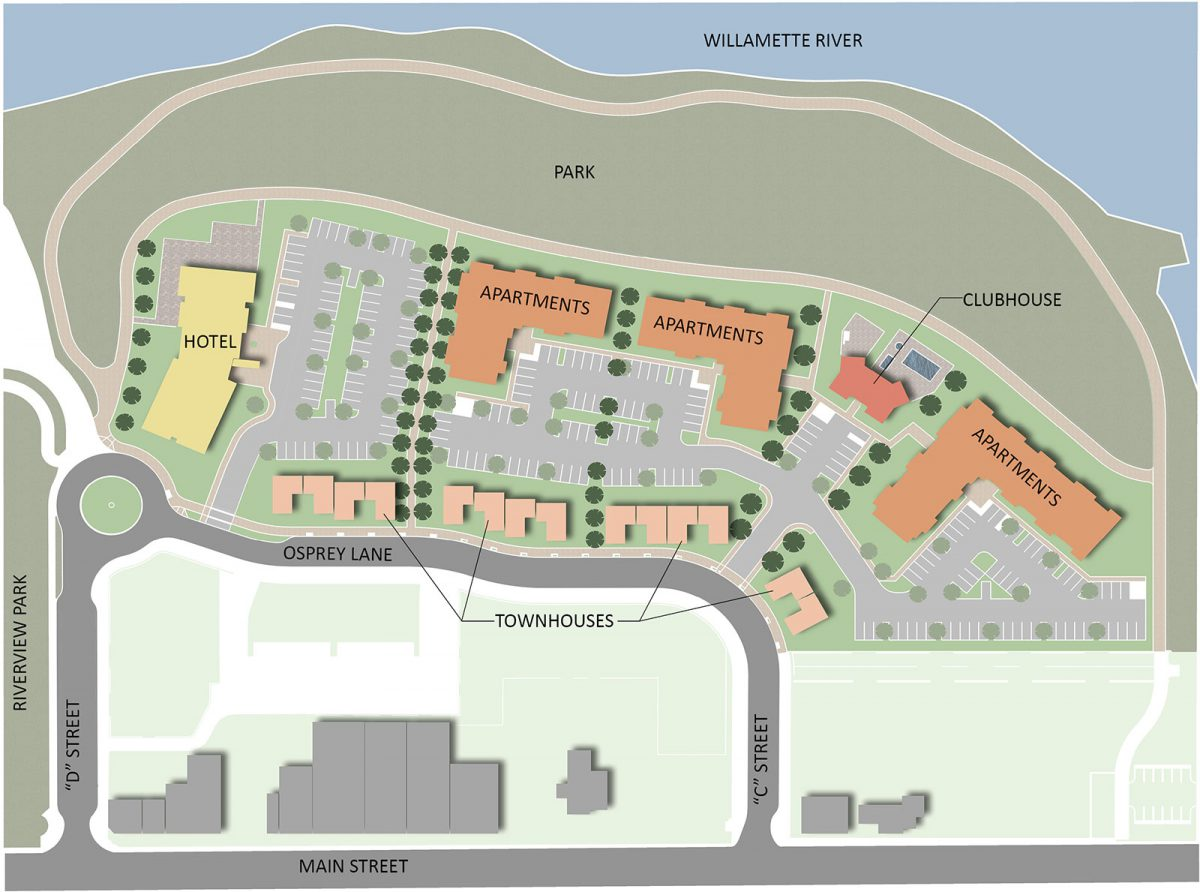Tokola Properties Announces New Public/Private Partnership in Independence, Oregon